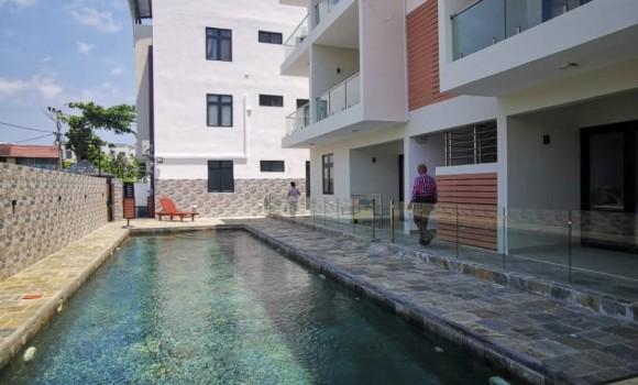 A vendre - Appartment R+2 - grand-baie