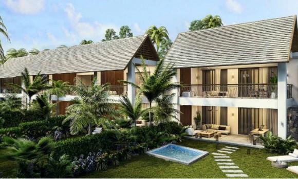 A vendre - Appartement RES - mont-choisy