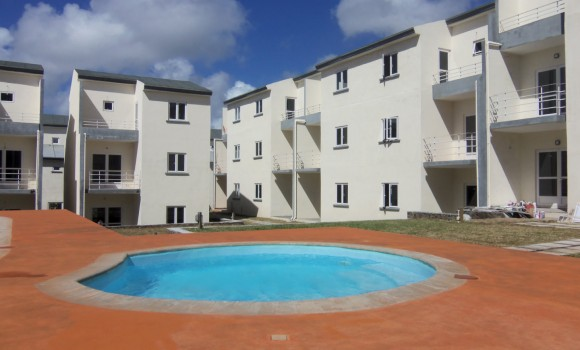 Location meublée - Townhouse - grand-baie