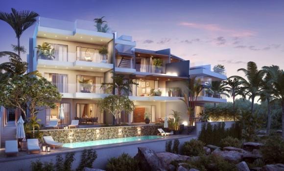 Property for Sale - Apartment R+2 - flic-en-flac