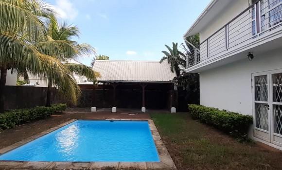 Furnished renting - Villa - grand-baie