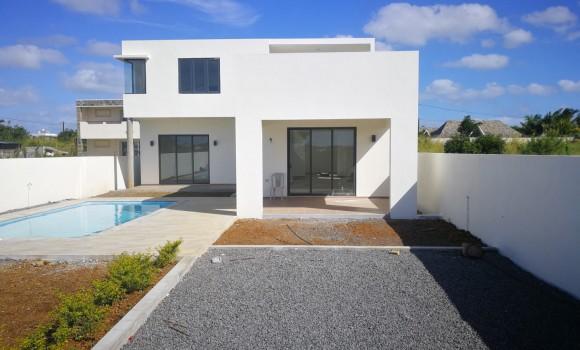 Location semi meublee - Villa - grand-baie